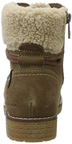 Tom Tailor 3790601, Bottines Femme Beige sable