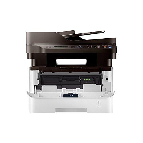 Samsung Xpress M2675F Multifunzione Monocromatica 4 in 1, Bianco/Nero