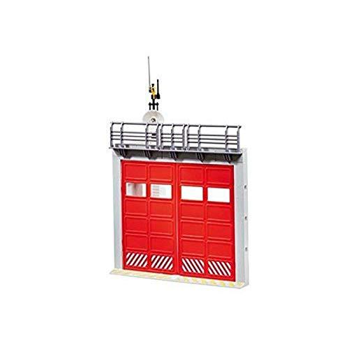 Playmobil - City Action - 9803 - Extension de la Porte de la caserne de Pompiers 9462 - New OVP
