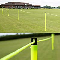 Ziland Respect Football Crowd Barrier • 60 Metre • Portable • Carry Holdall Included