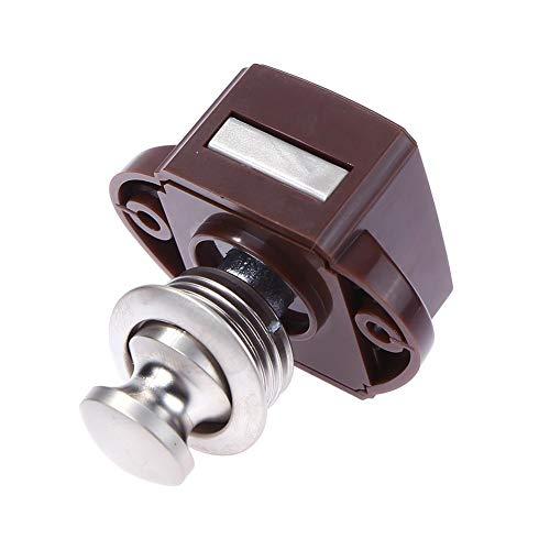Keyless Push Button Schlösser Camper Auto Lock RV Caravan Boot Motor Home Schublade Latch für Möbel Hardware