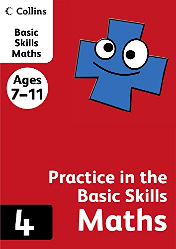 Collins Practice in the Basic Skills – Maths Book 4