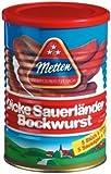 Metten Dicke Sauerländer Bockwurst 500g