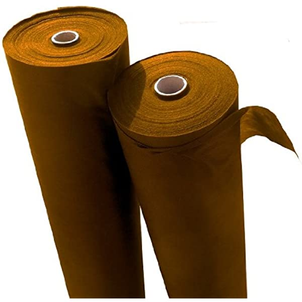 Tear Resistant Brown Weed With High Uv Stabilised 25 M X 1 6 M 40 M Grammage 50 G M Amazon Co Uk Garden Outdoors