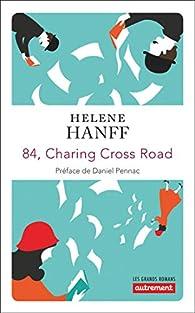 84, Charing Cross Road par Helene Hanff