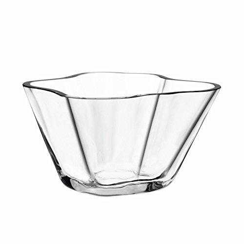 Alvar Aalto - Bol 75mm transparent/verre