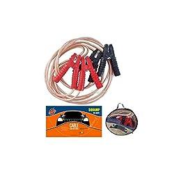 LGVSHOPPING Cavi Pinza Per Avviamento Batteria Auto 3 Metri 500 AMP Camion Auto Camper