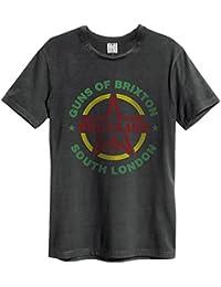 Amplified Clash 'Guns of Brixton Tour' T-Shirt Clothing