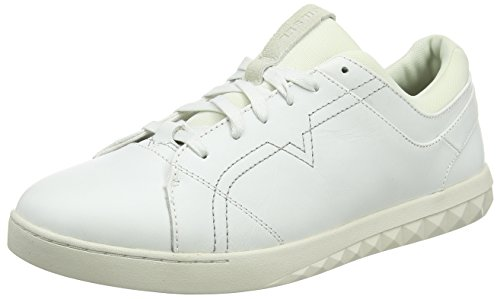 Diesel Studdzy Lace, Baskets Homme, Blanc