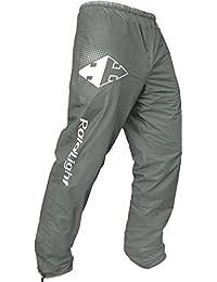 Raidlight Surpantalon Strechtlight Pantalones para la lluvia S dark grey