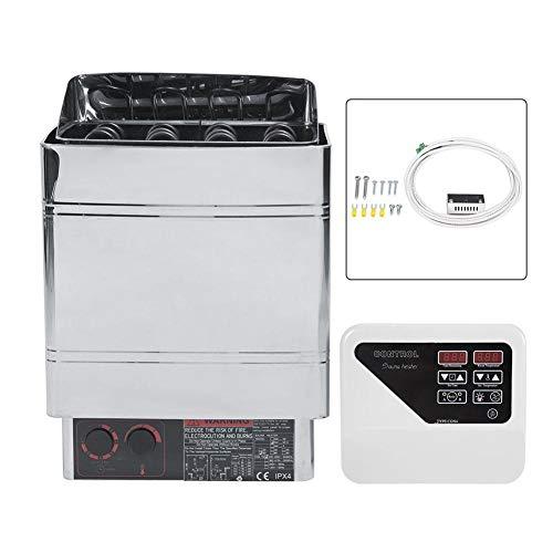 Qinlorgo Interruptor de protección de Alta Temperatura de Calentador de Estufa de Sauna de Acero Inoxidable...