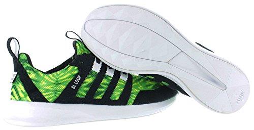 Yellow Herren black Originals Turnschuhe Runner Adidas Sl Loop green Fashion 4wPpCTWq6