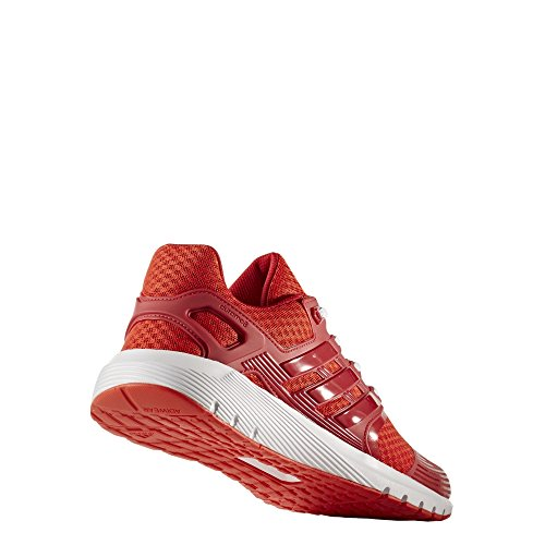 adidas Duramo 8, Chaussures de Running Compétition homme Rouge (Core Red/scarlet/footwear White)