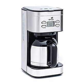 Senya-SYBF-CM025-Kaffeemaschine-Stainless-Steel-12-liters-edelstahl