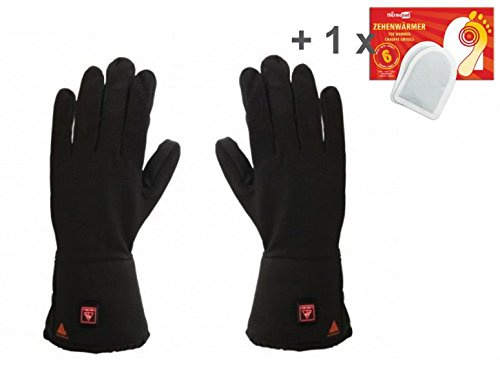 ALPENHEAT beheizte Handschuhe FIRE-GLOVELINERS, Größen -