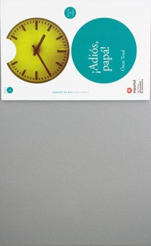 LEER EN ESPAÑOL NIVEL 1 ADIOS PAPA + CD