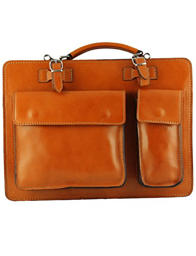 classic-style-italian-vacchetta-cowhide-leather-briefcase-with-strap-from-giglio-made-in-italy-tan