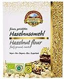 Farine de noisettes blanchie rôtie BIO 1,5 kg biologique, noisettes siciliennes naturelles et aromatiques, finement…