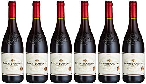 Baron d\'Arignac Vin communauté européenne rotwein (6 x 0.75 l)