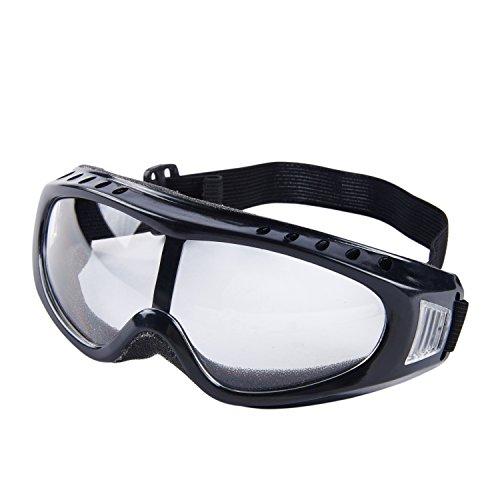 Babimax Schutzbrille Gummi beschlagfrei winddicht anti-Staub Labor Radfahren Outdoor