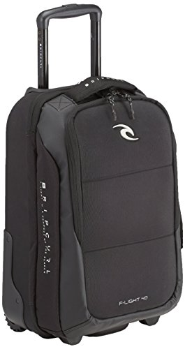 Rip Curl Travel Bag F de Light Premium Cabin, noir, 34 x 23 x 56 cm, 35 l, btrar1