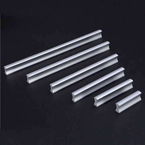 Tür Brust (Aluminium zieht Knöpfe/Griffe erweitert für Schuhkoffer Möbel Schubkasten Brust Tür)