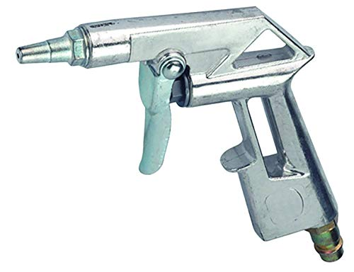 Einhell Druckluft Set, 3-teilig (4 m Spiralschlauch, Reifenfüllmesser, Ausblaspistole) - 4