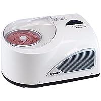 Nemox NXT 1 L'Automatica Compresor de helados 1.7L 165W Blanco - Heladora (Compresor de helados, 1,7 L, 2 senos, 0,8 kg, De plástico, Blanco)