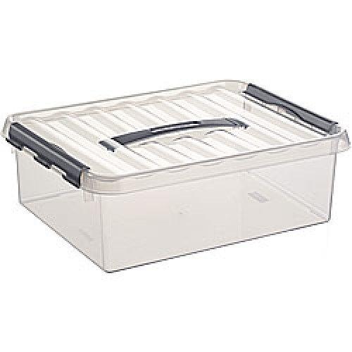 Sunware H6160202 Sunware Box mit Griff, 10 L