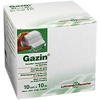 GAZIN Verbandmull 10mx10cm 8fach, 1 St preisvergleich bei billige-tabletten.eu