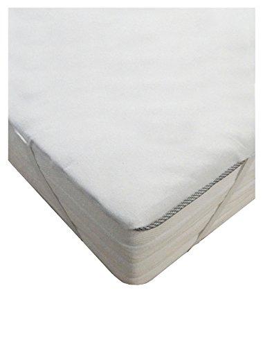 Julie Julsen Matratzenauflage wasserundurchlässig atmungsaktiv in verschiedenen Größen 160 x 200 cm