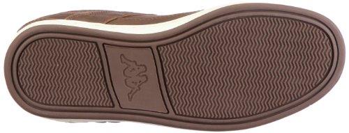 Kappa FUEGO 241412 Unisex-Erwachsene Sneaker Braun (BROWN/OFFWHITE 5043)