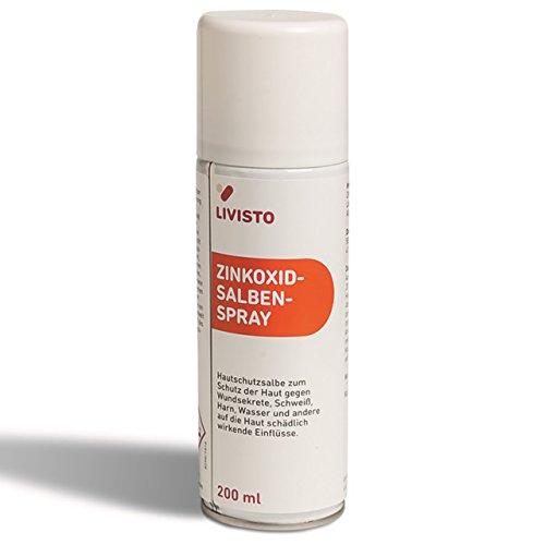 200 ml Livisto Zinkoxid-Salben-Spray -
