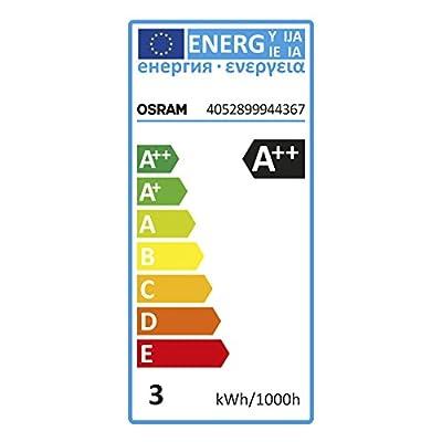 OSRAM LED-Reflektorlampe GU5.3 Star MR16 12V / 3W - 20 Watt-Ersatz, LED-Spot Abstrahlungswinkel 36°