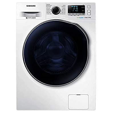 Samsung WD90J6A10AW EcoBubble 9kg Wash 6kg Dry 1400rpm Freestanding Washer Dryer - White