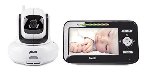 """Alecto dvm-370Babyphone mit Display Digital 4,3"""""""