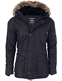5b517c437165 Geographical Norway M424 Herren Warme Winterjacke gefütterte Winter Jacke  Parka