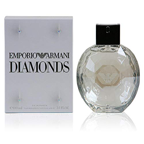 Emporio Armani Diamonds EDP Eau de Parfum Spray, 100 ml