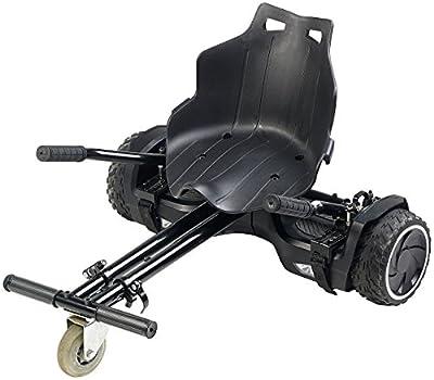"""Speeron Hover-Board: 2in1-Elektro-Scooter und Kart XL-910.duo, 7""""-Räder, 600 W, bis 100 kg (Elektroroller)"""