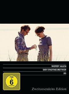 Der Stadtneurotiker. Annie Hall. Zweitausendeins Edition Film 53.