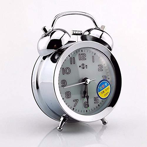 Mzbbn Despertador Loud Alarm Clock Mute Alarm Clock