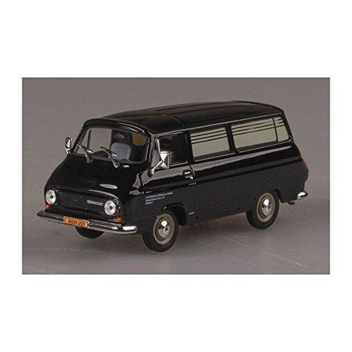 1968 Skoda 1203 Mikrobus Coche Fúnebre [Abrex 143ABSX-715XN] Negro, 1:43 Die Cast