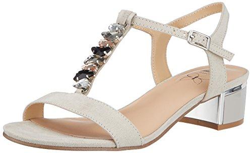Bata 669131, sandali con cinturino alla caviglia donna, grigio, 36 eu