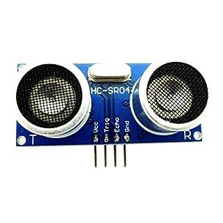 zNLIgHT Eletronic Digital Components | 1Pc Ultrasonic Module Distance Measuring Transducer Sensor Tool for Arduino