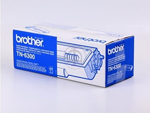 Brother, TN-6300 (Yield of 3,000 Pages) Black laser Toner Cartridge