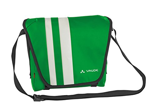 VAUDE Tasche Bert, Apple Green, 26.50 x 33 x 11.50 cm, 11 Liter, 12243 - Apple Green-handtasche