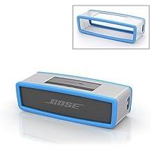 XCSOURCE® Estuche Prueba Golpes Suave para Mini Parlante Bluetooth Bose Soundlink PC645