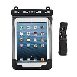 Overboard Wasserdichte iPad Mini Tasche, Schwarz, 28 x 18.5 x 3 cm, OB1083BLK