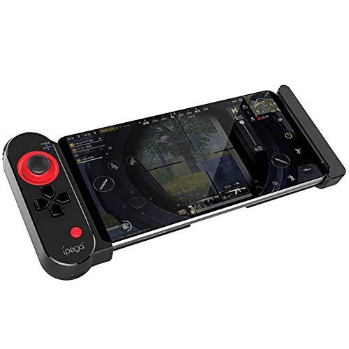 XU-XIAZHI,PG - 9100 Unicorn Wireless Bluetooth-Controller/Gamepad/Joystick mit Einem Handgriff(Color:SCHWARZ) 9100 Bluetooth