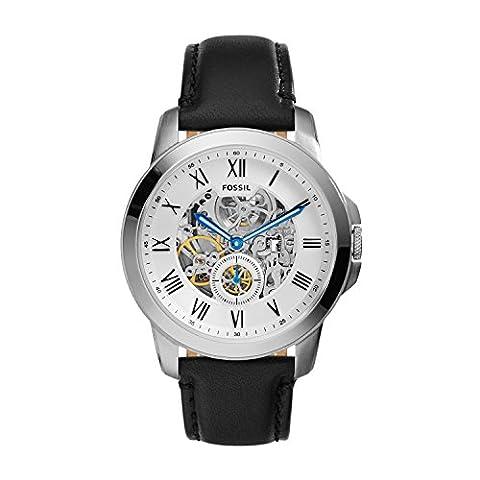 Fossil Herren-Uhren ME3053 (Herren Fossil Skelett)